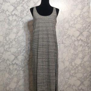 LOFT • Cotton Tank Maxi Dress Sz L